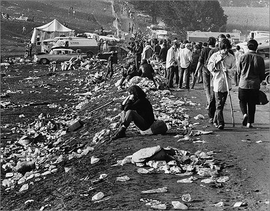 Throwback Thursday: The Tragic Truth About Woodstock '99